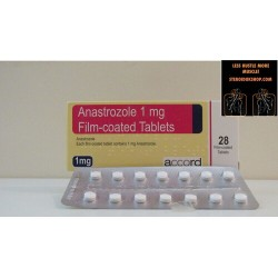 ARIMIDEX (ANASTROZOLE) 1MG