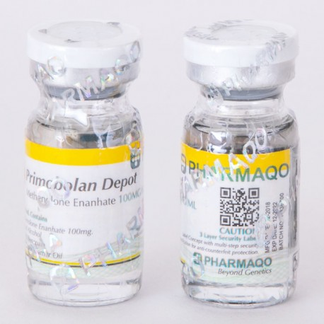 PHARMAQO LABS PRIMOBOLAN 100 STEROIDS UK SHOP