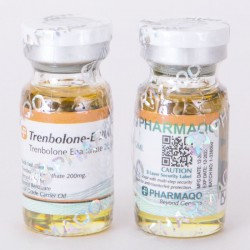 PHARMAQO LABS TRENBOLONE-E 200 STEROID UK SHOP