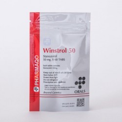 PHARMAQO LABS WINSTROL 50MG STEROIDS UK SHOP