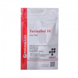 PHARMAQO  LABS TURINABOL 10MG STEROIDS UK SHOP